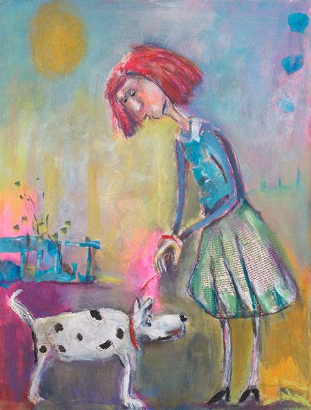 Michaela Düllberg - Geschichten von Mathilde