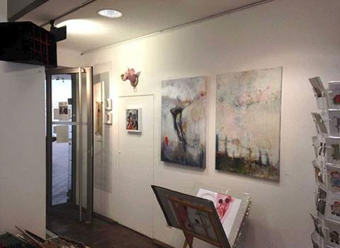 Ausstellung in der Artus Galerie