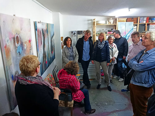 Atelier91 - Offene Ateliers im Kreuzviertel