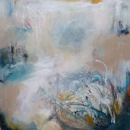 Landschaftsmalerei in den ZWISCHENRAUM ATELIERS