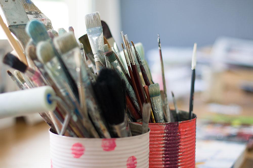 Pinsel - Atelier 91