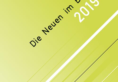 Die Neuen im BBK 2019
