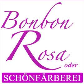 Bonbonrosa oder Schönfärberei